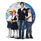 Future profession Royalty Free Stock Photo