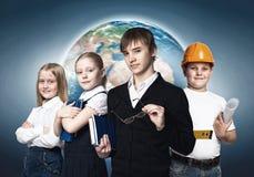 Future profession Stock Photo