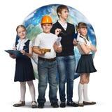 Future profession Royalty Free Stock Photos