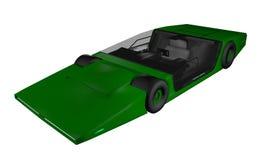 Future prototype car Royalty Free Stock Image