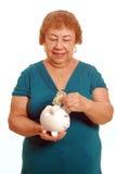 Future savings Stock Image