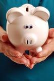 Future savings Royalty Free Stock Images