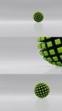 Future sphère v4 Photos stock