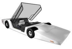 Future sport car Stock Photos