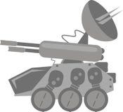 Future Tank Stock Photo