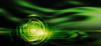 Future technologies background Royalty Free Stock Photo