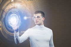 Future technologies Stock Images