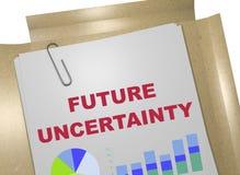 Future Uncertainty concept Stock Photos