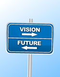 Future Vision Stock Photo