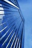 Futuristic. Look of Skyscraper Royalty Free Stock Image