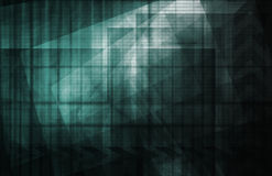Futuristic Abstract stock photo