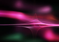 Futuristic abstract background Royalty Free Stock Photos