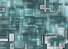 Futuristic abstract backgrounds. digital smooth texture Royalty Free Stock Image