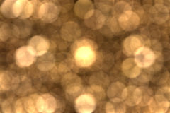 Futuristic Abstract Lights Blurred Bokeh Background Royalty Free Stock Photo