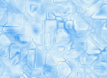 Futuristic abstract tech backgrounds. digital smooth texture Stock Photo