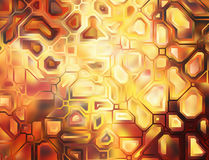Futuristic abstract tech backgrounds Stock Photo