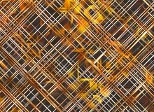 Futuristic abstract tech lines backgrounds Stock Images