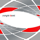 Futuristic abstract template Royalty Free Stock Photography