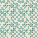 Futuristic abstract vector texture pale green colo. Futuristic vector abstract texture in pale green colors Stock Image