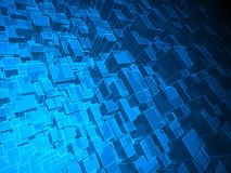 futuristic abstrakt bakgrund Arkivfoton