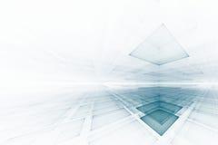 futuristic abstrakt bakgrund Royaltyfria Foton