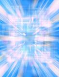 futuristic abstrakt bakgrund Royaltyfria Bilder