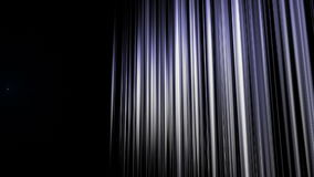Futuristic animation with stripe object and light, loop HD 1080p. Futuristic video animation with moving stripe object and light, loop HD 1080p stock footage