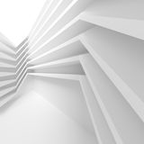 Futuristic Architecture Background. Web Graphic Design Royalty Free Stock Photography