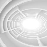 Futuristic Architecture Background. Web Graphic Design Stock Images