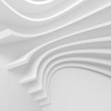 Futuristic Architecture Background. Web Graphic Design Stock Image