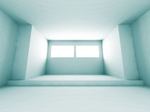 Futuristic Architecture Design Interior Room Background Stock Images