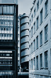 Futuristic architecture details Royalty Free Stock Photo