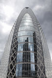 Futuristic architecture, office building facade Stock Photos