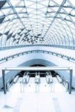 futuristic arkitektur Arkivfoton