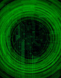 Futuristic background. Abstract design modern technology theme background Stock Photos