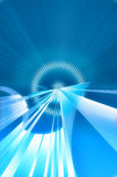 Futuristic Background Royalty Free Stock Photo