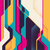 Futuristic background with abstraction. Royalty Free Illustration