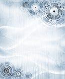 Futuristic background Stock Image