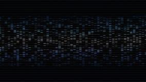 Futuristic blinking stripe background animation, 4096x2304 loop 4K