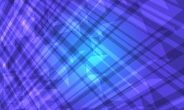 Blue Crystal Abstract Background. Futuristic Blue Crystal Abstract Texture. Blue Background. Modern Blue Abstract Background Composition. Futuristic Blue Crystal Royalty Free Stock Images