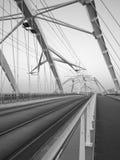 Futuristic bridge Royalty Free Stock Images