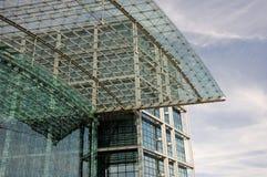 Futuristic Building Stock Images