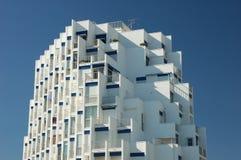 Futuristic Building Royalty Free Stock Photos
