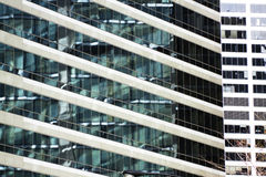 futuristic byggnadsaffär Royaltyfri Foto