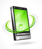 Futuristic Cellphone Royalty Free Stock Photo
