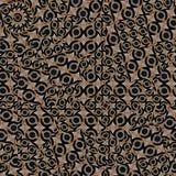 Futuristic Circles Abstract Pattern copy Royalty Free Stock Photo