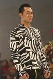 Futuristic clothes Stock Images