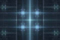 Futuristic abstract background Royalty Free Stock Photography