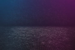 Futuristic Data Stream Background. Futuristic Data Stream Abstract Background Stock Images