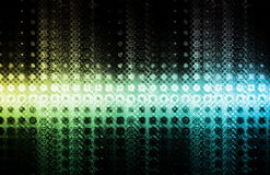 Futuristic Design Background Royalty Free Stock Photo